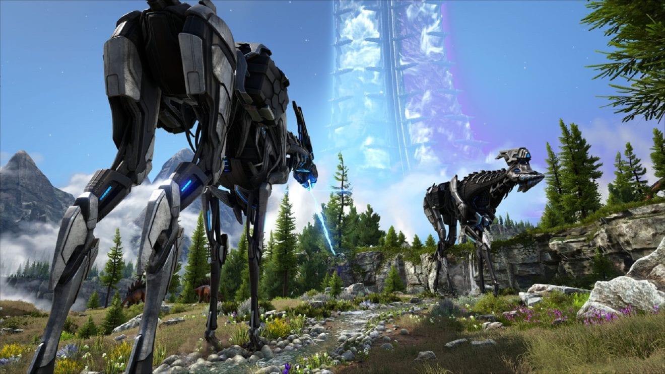 Ark: Survival Evolved Genesis Part 2