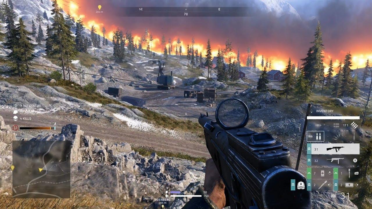 Battlefield 5 Firestorm