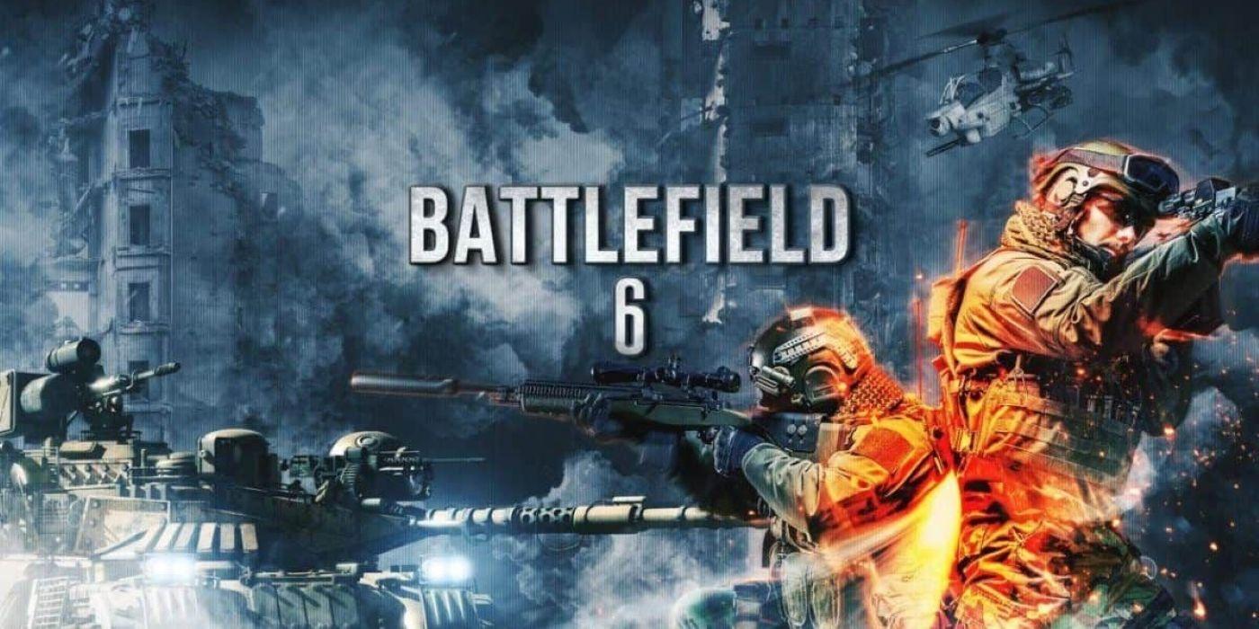 Battlefield 6 Cover