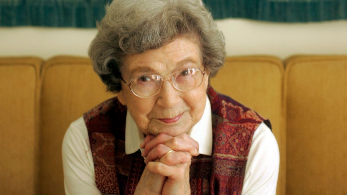 Beverly Cleary age and net worth