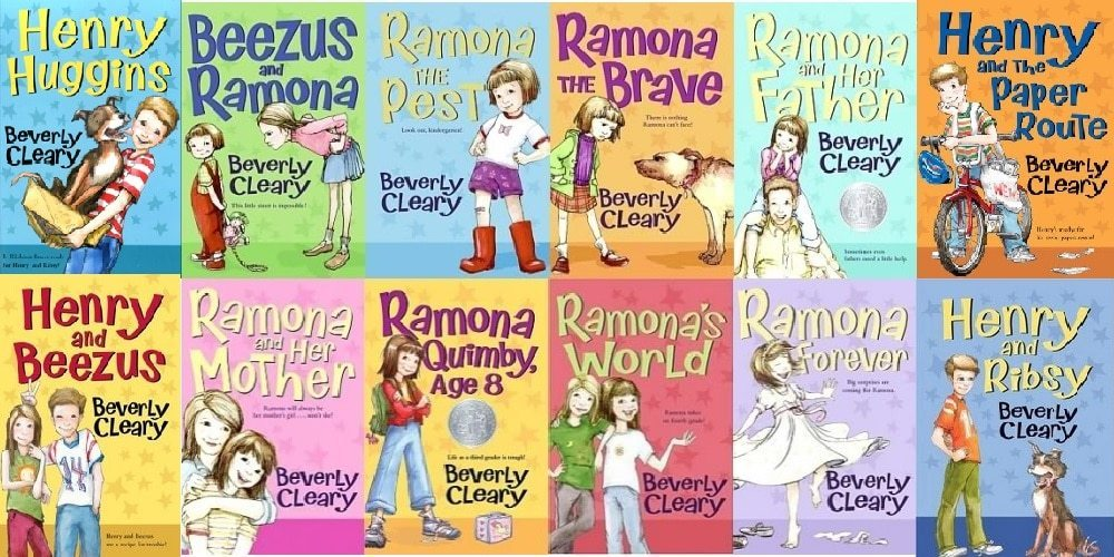 Beverly Cleary passed away at the age of 104