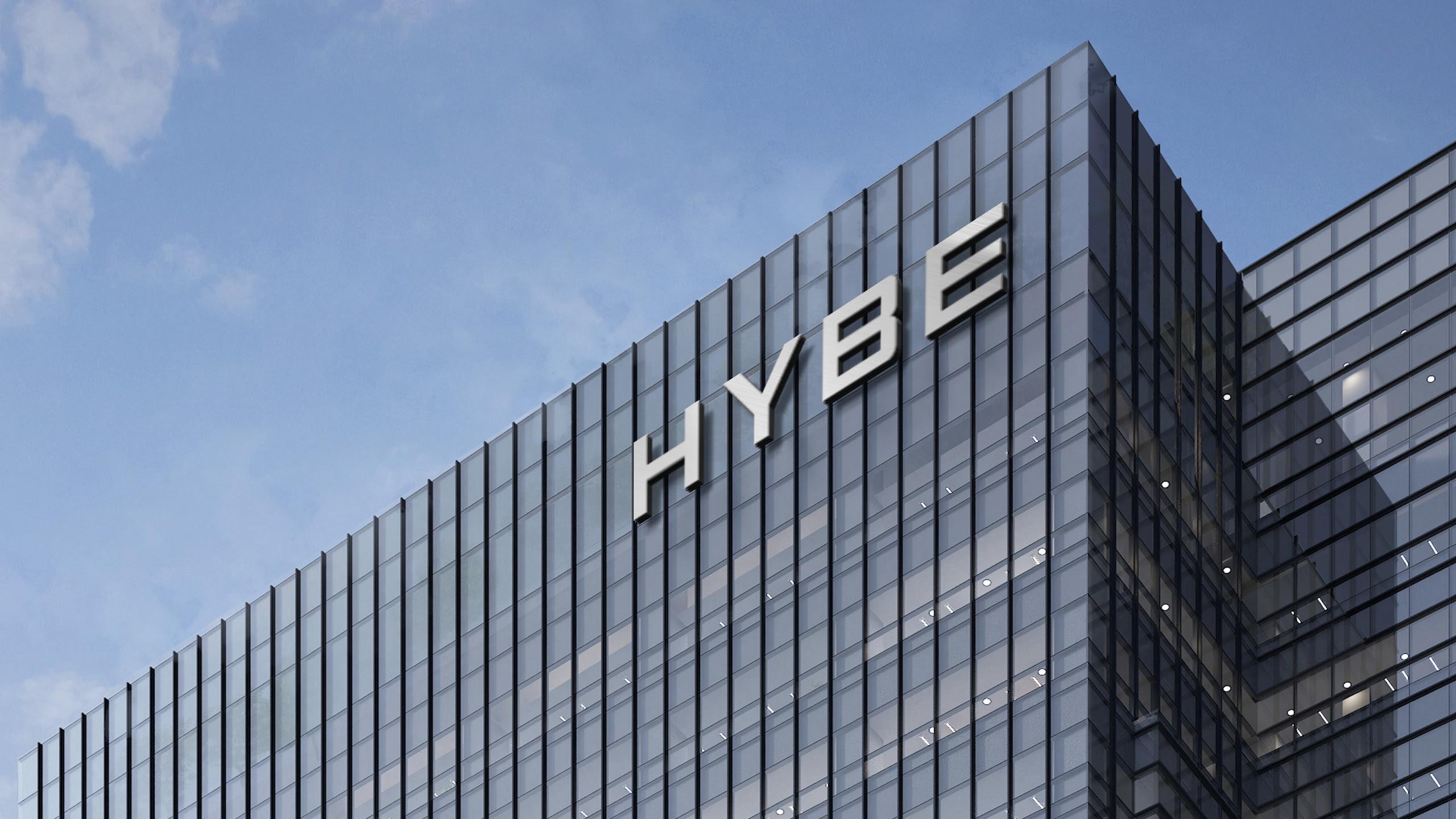 Bighit Entertainment rebranding as HYBE labels
