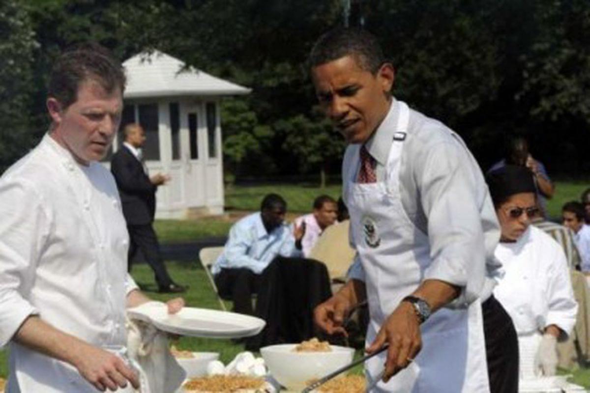Is Bobby Fay's Obama's Friend?