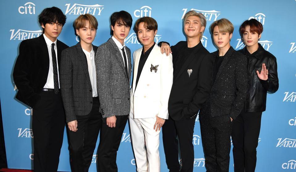 BTS become Louis Vuitton's House Ambassadors