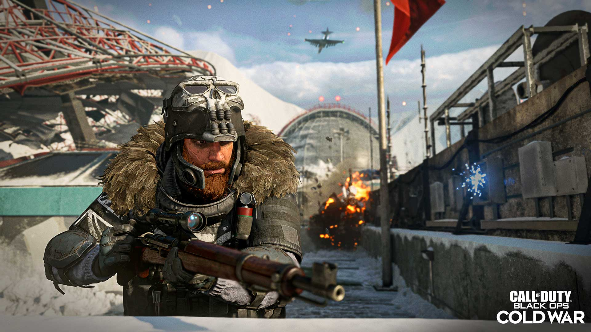 Call of Duty Warzone Operator