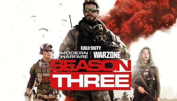 COD: Warzone Season 3