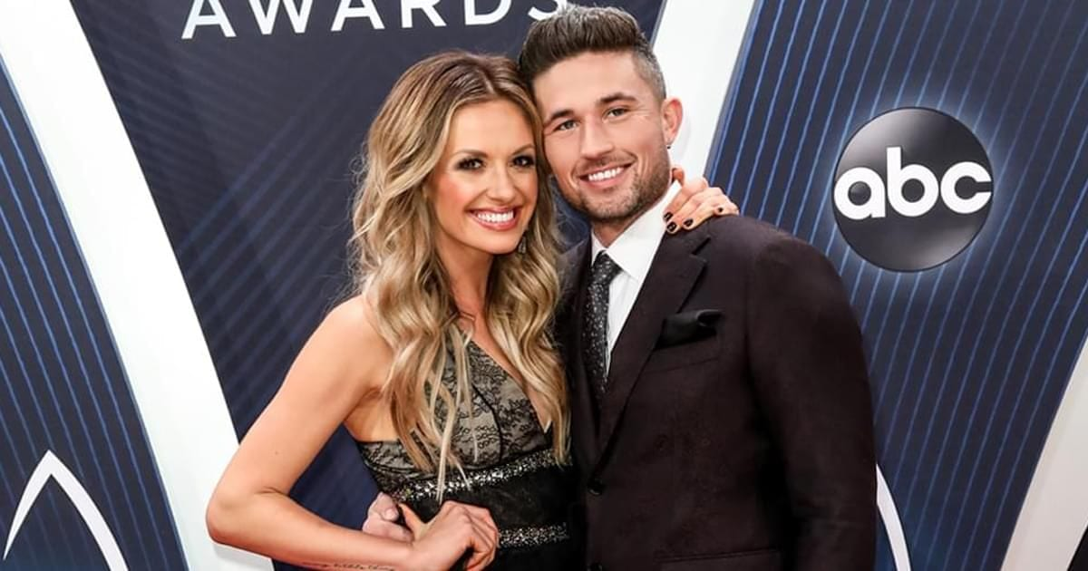 Carly Pearce with Michael Ray