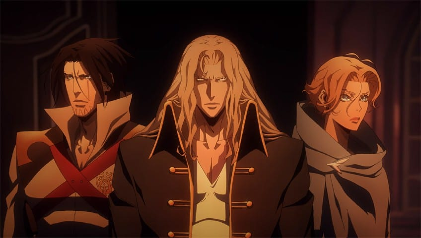 Castlevania Season 2 Coming To Netflix In May 2021