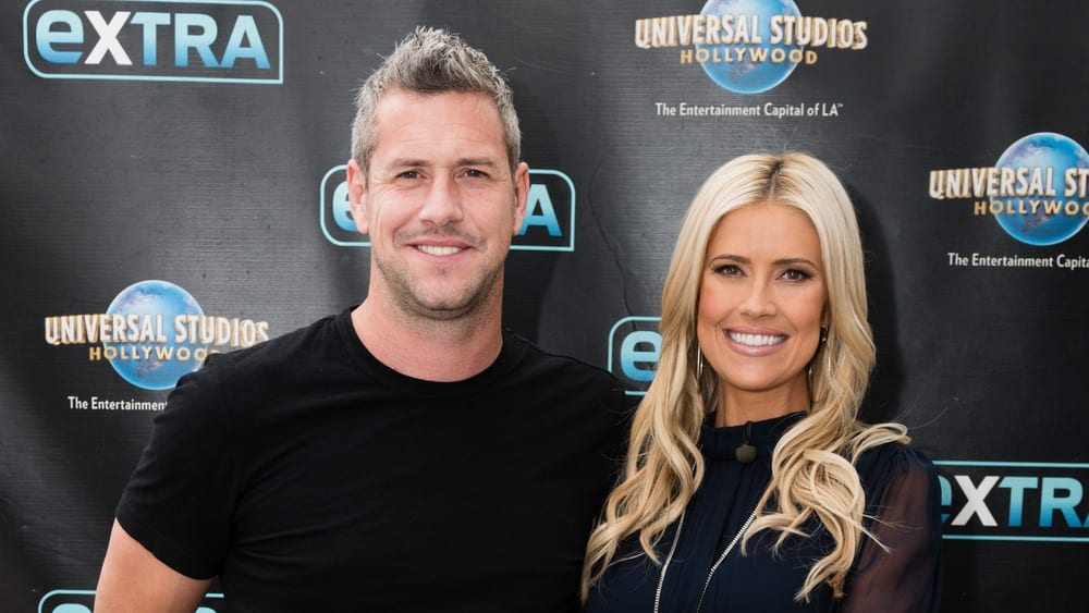 Christina Haack and Ant Anstead Divorce