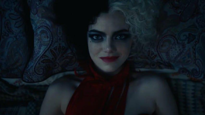 Emma Stone's Cruella Arrives On Disney Plus