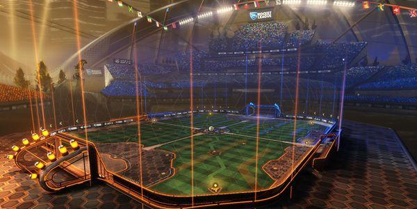 DFH Stadium Rocket League