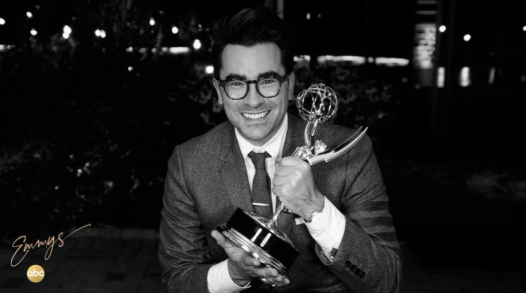 Dan Levy- Primetime Emmy Awards