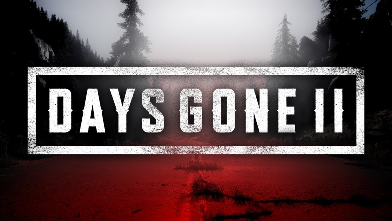 Days Gone 2 Cover