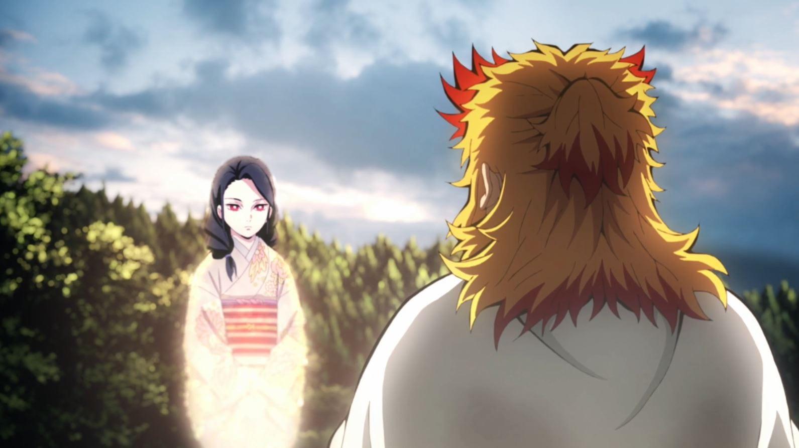"Demon Slayer: Mugen Train: Does the ""Flame Hashira"" Kyojuro Rengoku Die at the End?"