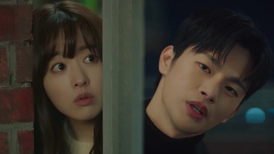 Seo In Guk dishes on chemistry with Park Bo Young