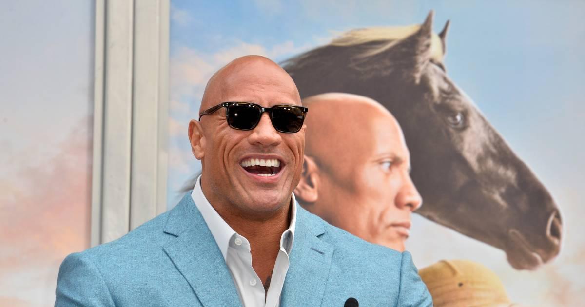Dwayne The Rock Johnson Run For President