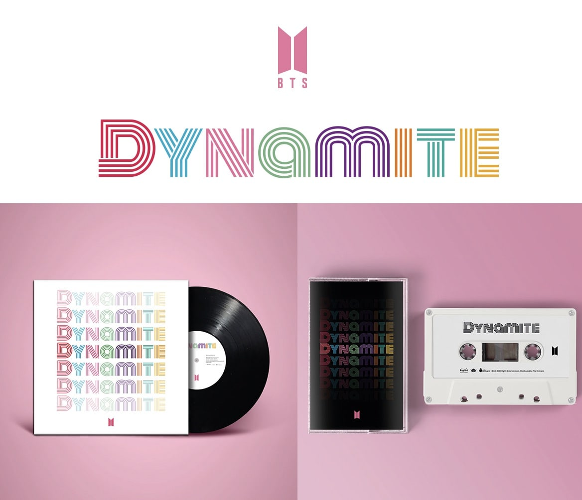 Weverse and Cokodive selling Vinyls and Cassettes