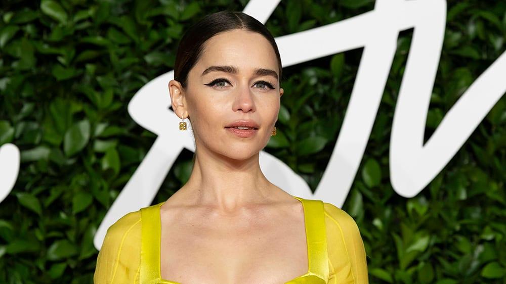 Who is Emilia Clarke?