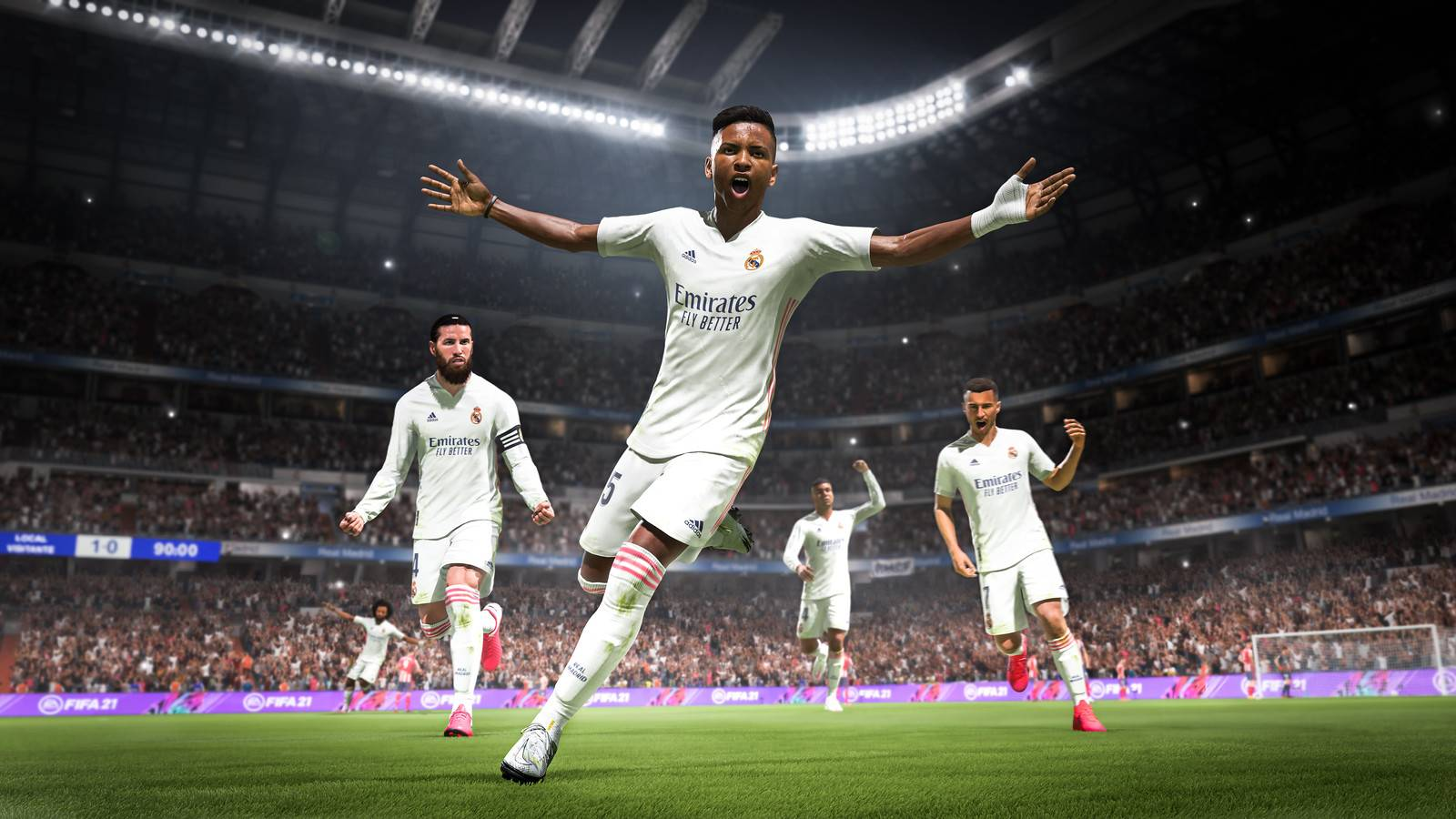 FIFA 21 Real Madrid