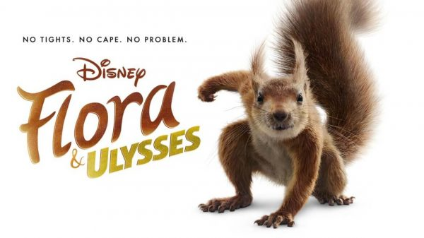 Flora & Ulysses Disney+