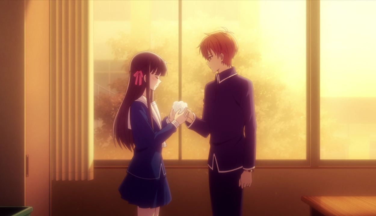 Fruits Basket, Anime To Watch On Valentine's Day