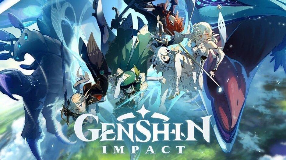Genshin Impact Cover