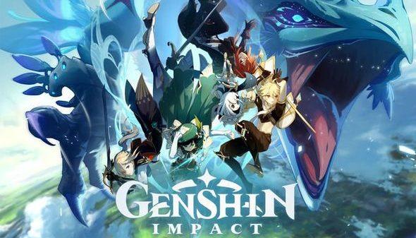 Genshin Impact Childe Poster