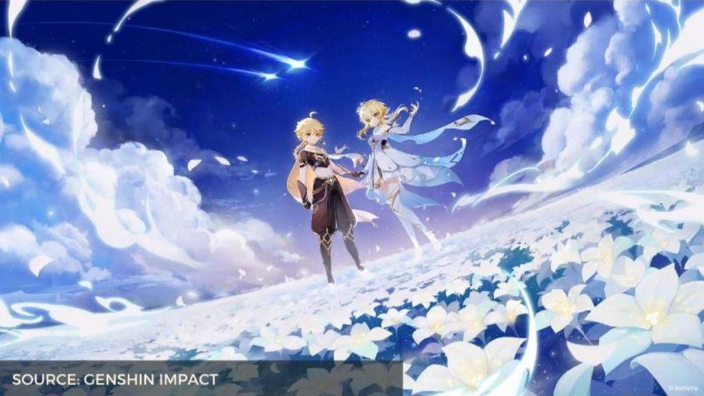 Genshin Impact Eula and YanfeiFeatured
