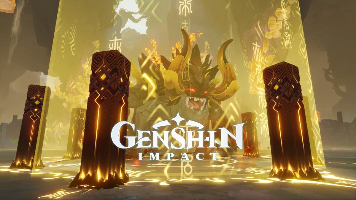 Genshin Impact 1.5 New Boss
