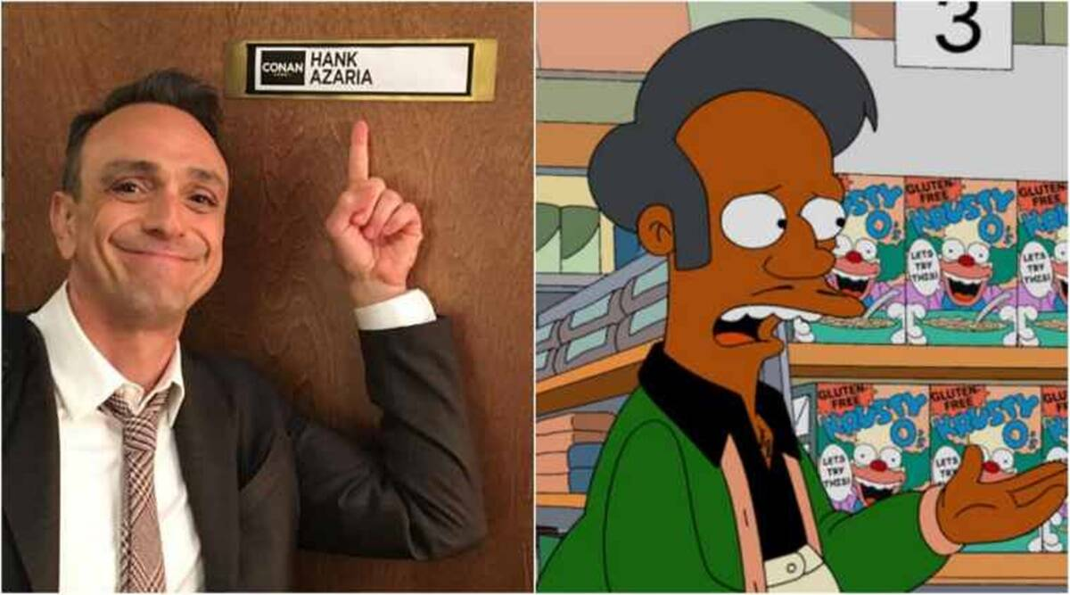 Hank Azaria Apologies