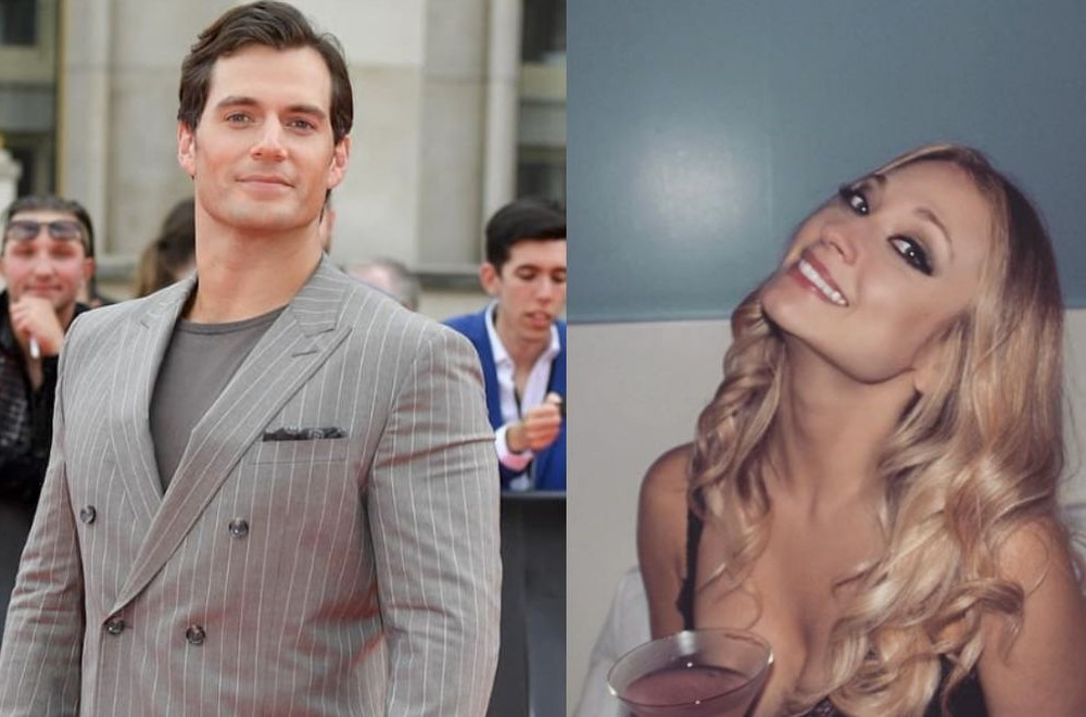 Henry Cavill Goes Official With GirlFriend Natalie Viscuso