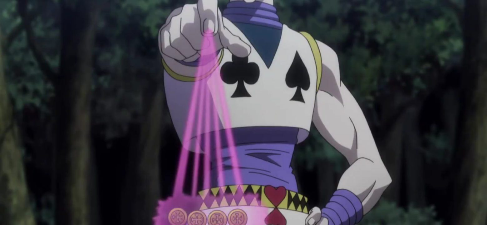 Lesser known facts about Hisoka