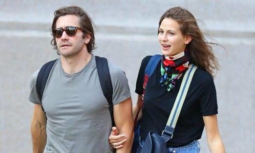 Jake Gyllenhaal is Dating Jeanne Cadieu in 2021