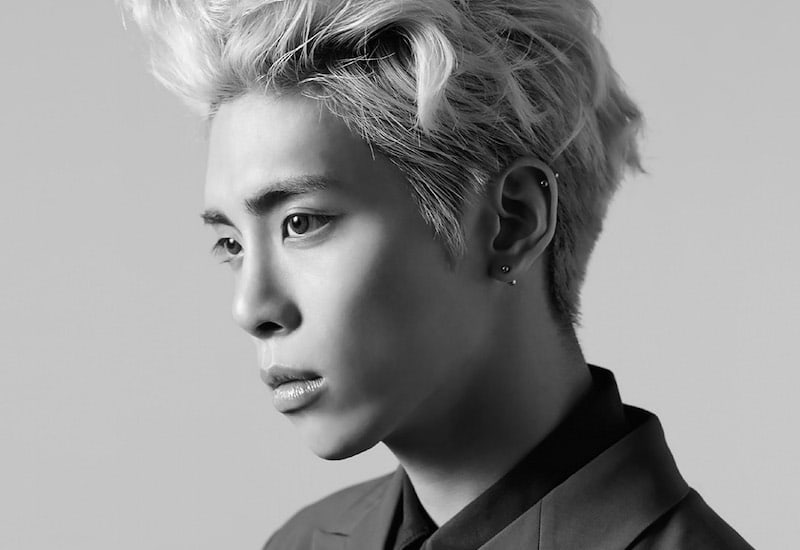 Kim Jong Hyun was also a soloist