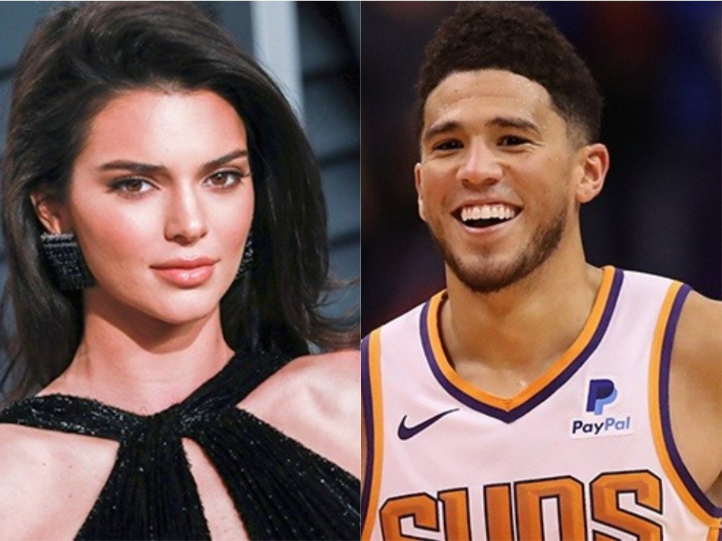 Kylie's Sister Kendall Jenner Is Dating Devin Booker