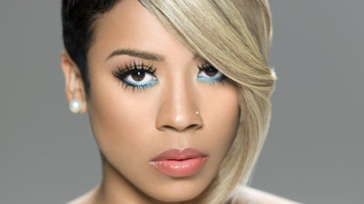 Keyshia Cole Is Dating A mystery Partner