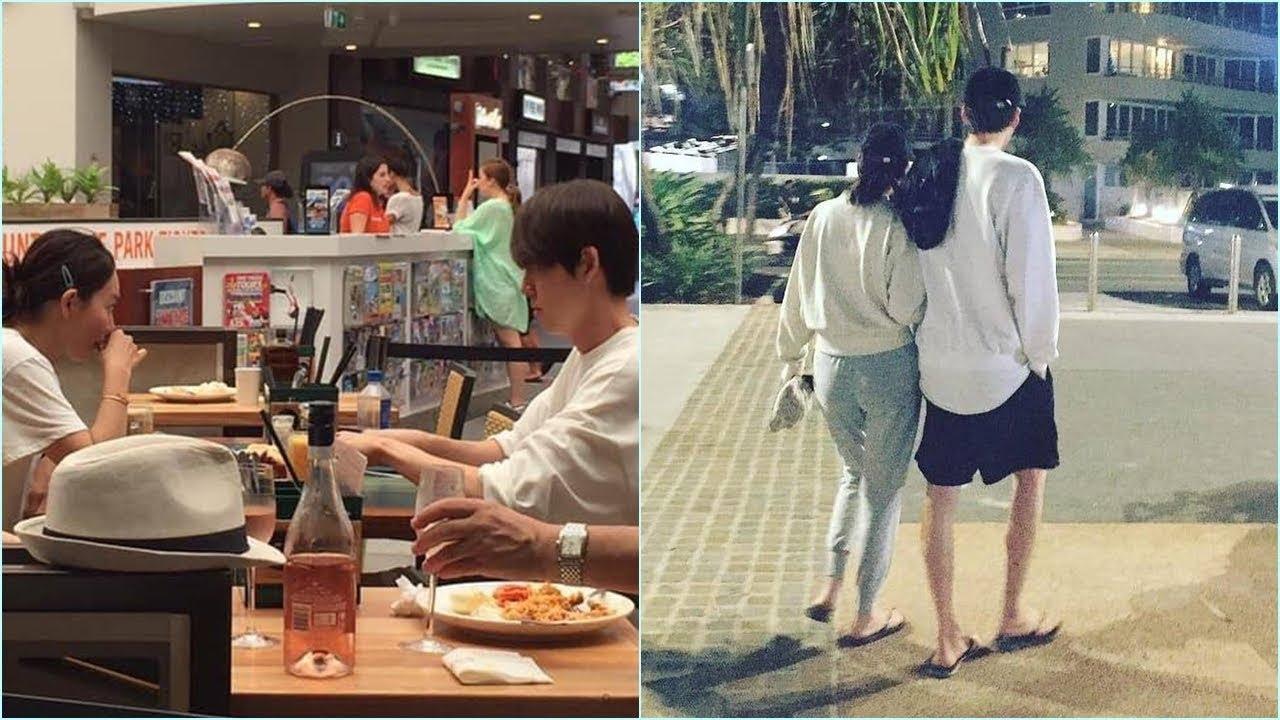 Kim Woo Binand Shin Min Ah marriage