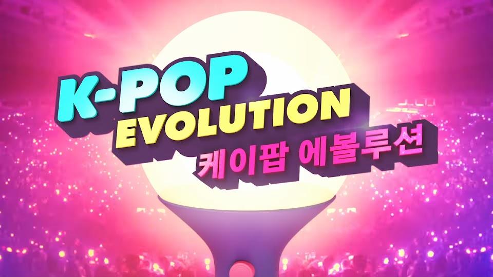 Kpop Evolution Poster