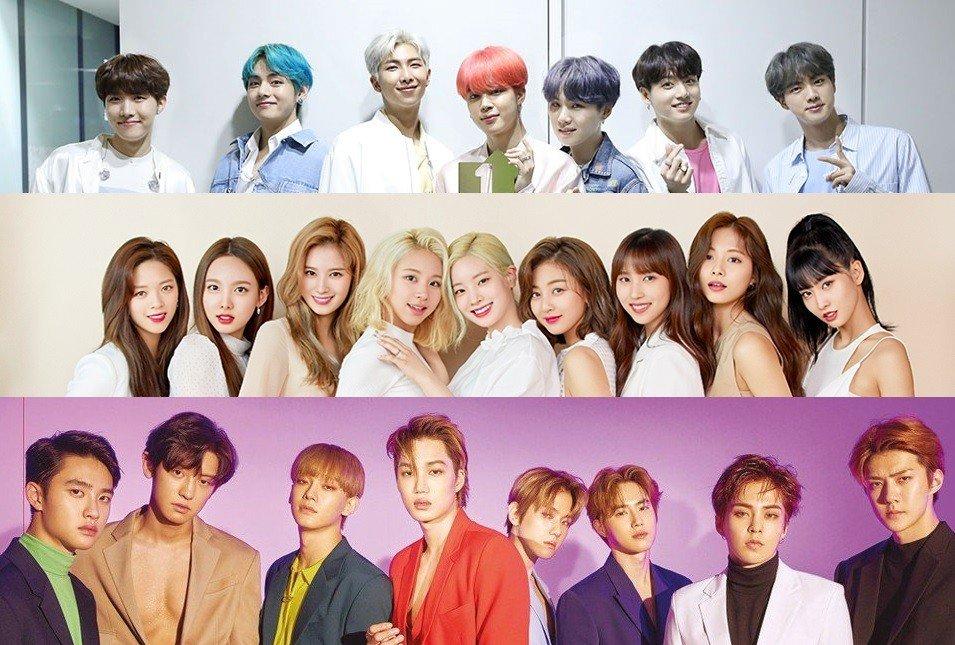 Kpop Groups