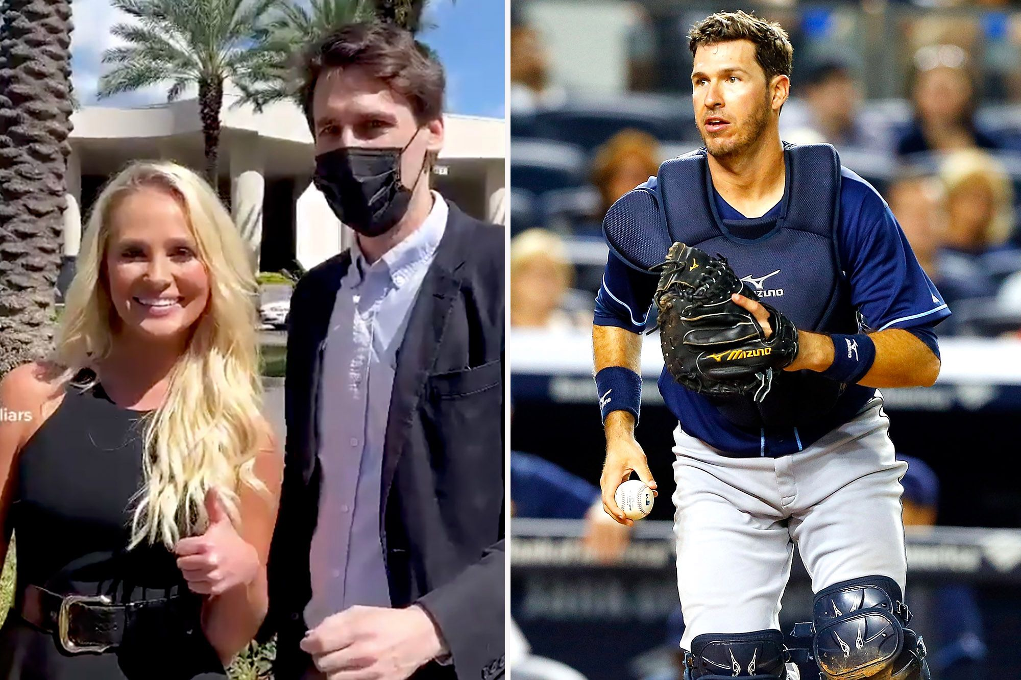 Lahren and Arencibia