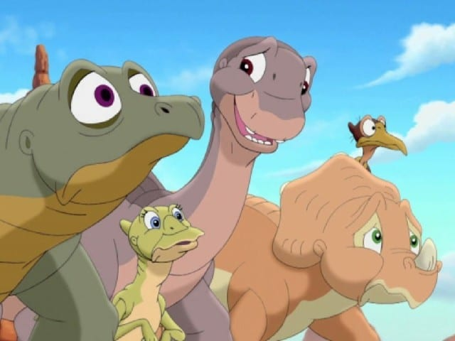 The Land Before Time Comes To Netflix