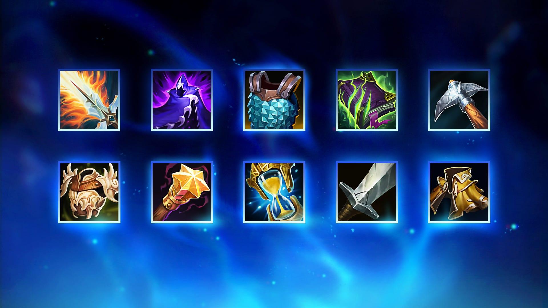 League of Legends Items
