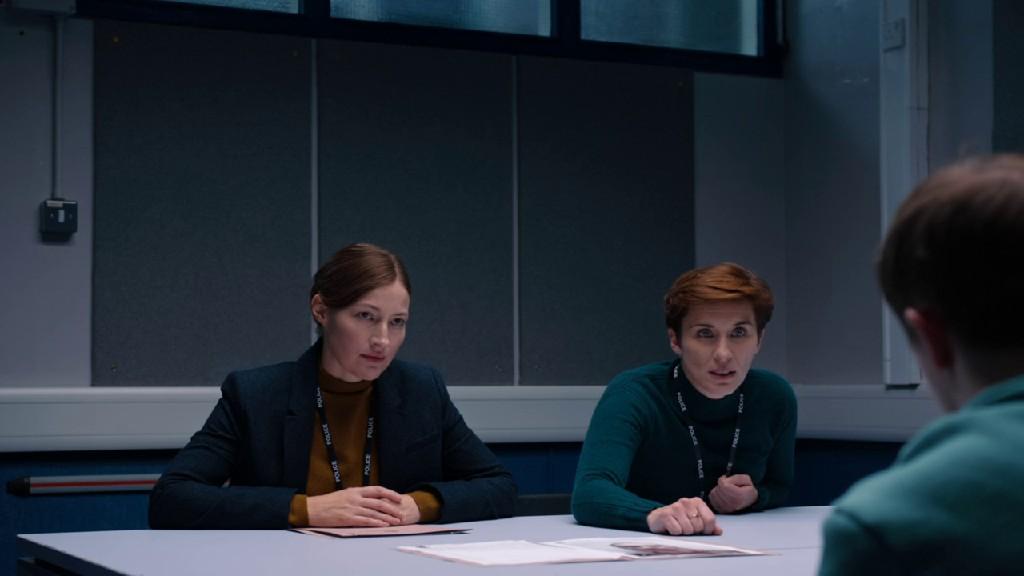 Officers Interrogate Boyle In Line Of Duty S06E04
