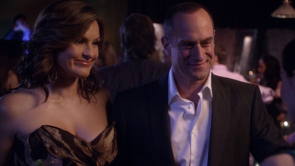 Do Oliver And Stabler Having An Affair?