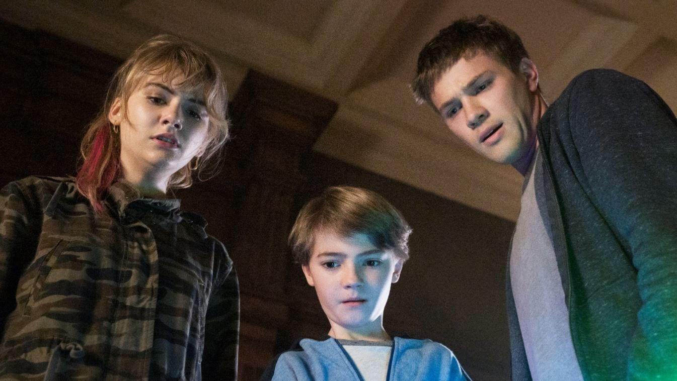 Netflix's Locke and Key Season 2 Production Completed