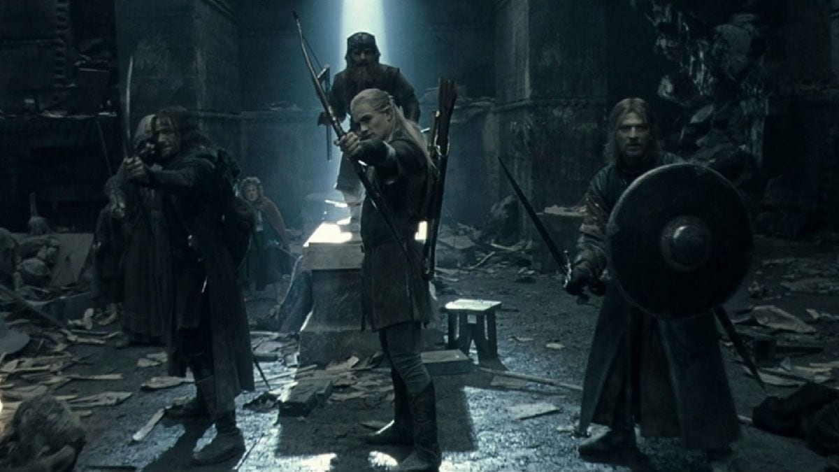 Lord Of The Rings Plot For The Amazon Series