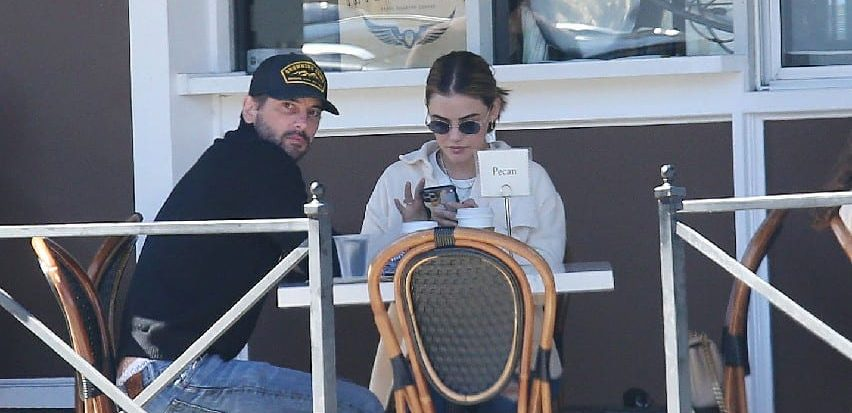 Lucy Hale and Skeet Ulrich Briefly Dated Recently