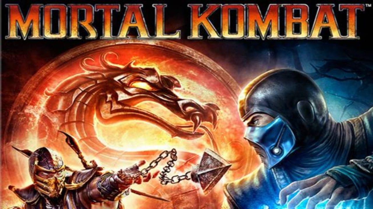 Mortal Combat 2011