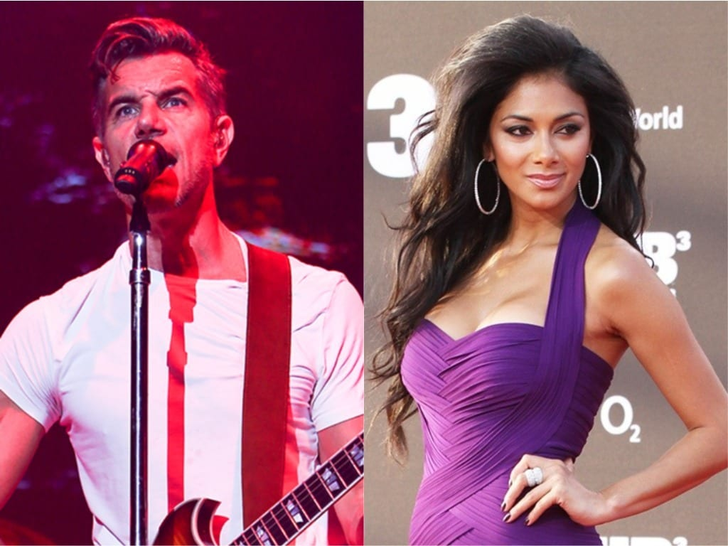 Nicole Scherzinger Once Dated Nick Hexum