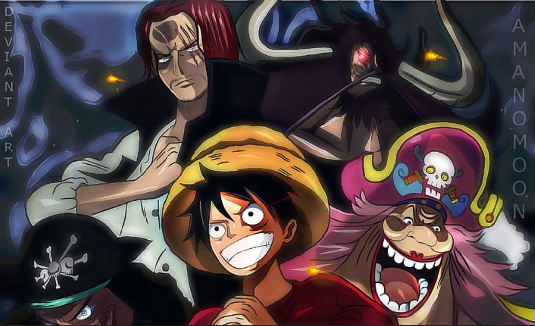 One Piece 1011